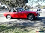 1972 MGB Sports Car for Sale