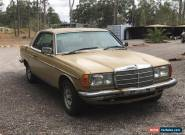Mercedes 280CE Coupe for Sale