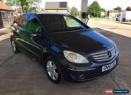 2006 Mercedes-Benz B200 2.0   New Clutch July 2017 - Mot Until 16 Jan 2018 for Sale