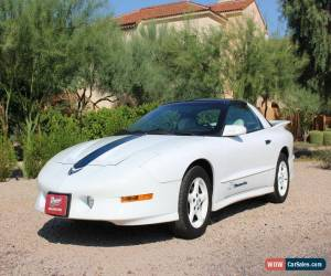 Classic 1994 Pontiac Trans Am 25th Anniversary for Sale