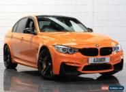 2015 BMW M3 3.0T DCT Petrol orange Automatic for Sale