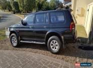 2001 Mitsubishi Challenger PA 4x4 Auto Wagon for Sale