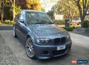 Bmw E46 330i Manual Msport 2004 running gear! No Reserve! for Sale