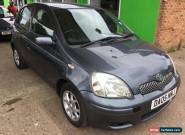 2005 Toyota Yaris 1.3 VVT-i  - 10 Serv Stamps for Sale