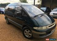 2003 Toyota Previa Automatic Mot 29/06/2018 2 Service Invoices very clean car for Sale
