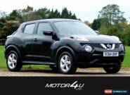 2015 NISSAN JUKE VISIA DCI HATCHBACK DIESEL for Sale