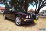 Classic 1994 Jaguar XJ40 XJ6 Auto in Black Cherry for Sale