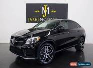 2016 Mercedes-Benz Other GLE450 AMG COUPE 4MATIC ($84K MSRP) for Sale