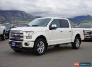 2017 Ford F-150 PLATINUM for Sale