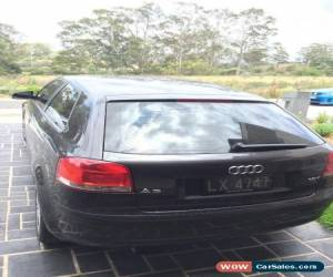 Classic Audi A3 2007 1.8L Turbo Sunroof Leather, low kms, urgent sale!! for Sale