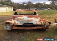 FJ Holden Ute for restoration for Sale