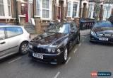 Classic 2001 BMW 525 I SPORT AUTO BLACK for Sale