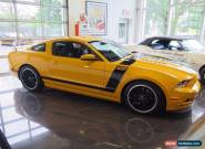 Ford: Mustang BOSS 302 for Sale