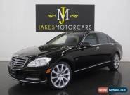 2013 Mercedes-Benz S-Class S600 V12 ($166K MSRP...1-OWNER!) for Sale