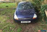 Classic 2002 FORD KA LUXURY BLUE for Sale