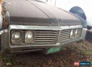 Buick: LeSabre Wildcat for Sale