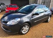 2007 Renault Clio 1.2 16v ( 75bhp ) Extreme Full Mot 08/10/2018 Only 42.000 mile for Sale