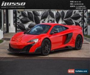 Classic 2016 McLaren Other 675LT for Sale