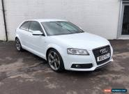 **Audi A3 2.0TDI ( 140ps ) 2012MY Black Edition** for Sale