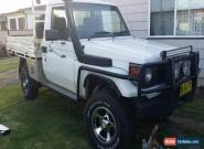Toyota Landcruiser HDJ79 2004 (4x4) for Sale