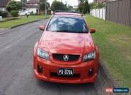 Holden Commodore SV6 (2007) 4D Sedan Automatic (3.6L - Multi Point F/INJ) 5... for Sale