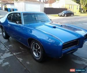 Classic 1969 Pontiac GTO for Sale