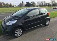 2009 Peugeot 107 Urban Facelift model 1 OWNER FROM NEW PRICED TO SELL for Sale