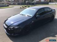 2013 FG XR6 TURBO for Sale