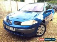 2004 RENAULT MEGANE DYNAMIQUE DCI 120 BLUE - RECENT M.O.T for Sale