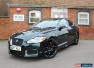 2010 59 JAGUAR XF 5.0 V8 R 4D AUTO 510 BHP for Sale
