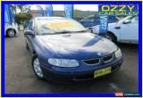 Classic 1999 Holden Commodore Vtii Executive Blue Automatic 4sp A Sedan for Sale