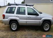 WJ Grand Cherokee Limited 2003 for Sale