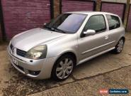 2005 Renault Clio 2.0 sport 182 for Sale