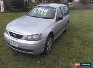 FORD BA WAGON DUEL FUEL WITH A RWC  for Sale