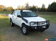 Mitsubishi MN Triton Dual Cabute for Sale