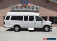 2013 Ford E-Series Van Passenger Van for Sale