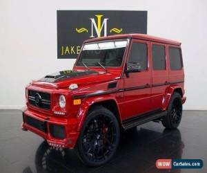 Classic 2014 Mercedes-Benz G-Class G63 AMG**LOTS OF UPGRADES** for Sale