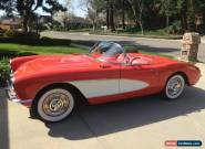 1956 Chevrolet Corvette for Sale