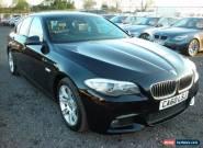 2011 60 BMW 5 SERIES 2.0 520D M SPORT 4D 181 BHP DIESEL for Sale