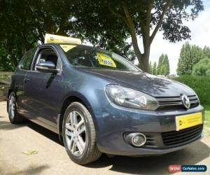 Classic Volkswagen Golf 1.6TDI ( 105ps ) 2009 / 59  SE 1 OWNER FROM NEW  for Sale