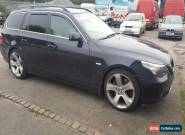 """55 BMW 530 SE AUTO TOURING NEW SHAPE, 19"""" ALLOYS NO SWAP / PX STUNNING CAR for Sale"""