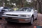 Classic Honda Accord EXi (4WS) (1992) 4D Sedan Automatic (2.2L - Electronic F/INJ) Seats for Sale