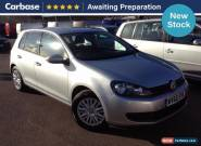 2010 VOLKSWAGEN GOLF 1.2 TSI S 5dr for Sale