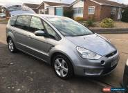 Ford Smax 2007 2.5t Petrol 6 Speed Manual for Sale