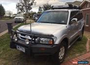 Mitsubishi Pajero Exceed NP 3.8L V6 Petrol 5 sp Sports Auto 4x4 MY05 for Sale