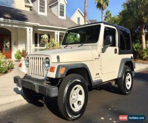 Classic 2006 Jeep Wrangler for Sale
