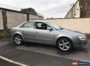 AUDI A4 2.0 TDI SE 6 SPEED VERY CLEAN CAR HPI CLEAR LONG MOT BARGAIN DELIVERY PX for Sale