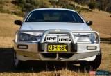 Classic 2004 Ford Falcon BA Mk II/RTV Ute  for Sale
