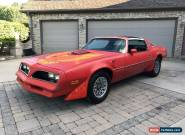 1977 Pontiac Trans Am for Sale