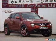 Nissan Juke 1.6 16v Tekna(LEATHER+SATNAV+FULL HISTORY+FULL MOT) for Sale